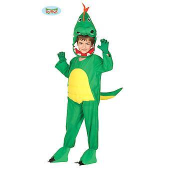 Guirca dinosaurus puku lasten Carnival krokotiili lisko goanna eläin puku Dragon