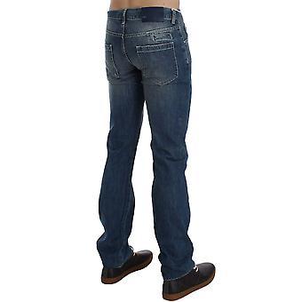 Exte Blue Wash Cotton Regular Fit Jeans SIG30516-2