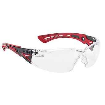 Bolle Safety RUSH+ Platinum Safety Glasses - Clear BOLRUSHPPSI
