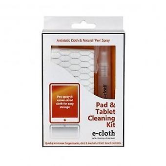 E-Cloth - Pad & Tablet Kit