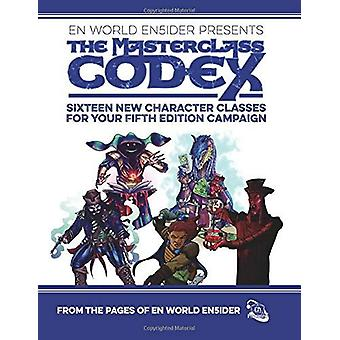 Masterclass Codex: 16 uutta merkkiluokkaa viidennelle ed. -kampanjallesi (5e)