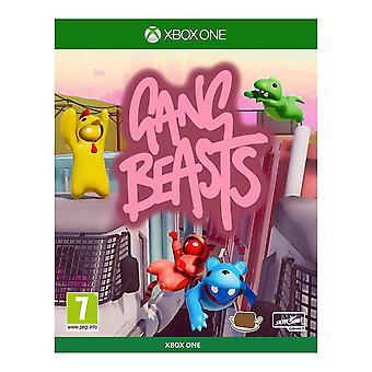 Gang Beasts Xbox One Game