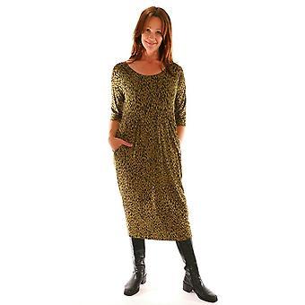 MASAI CLOTHING Masai Olive Dress Nima 1002052