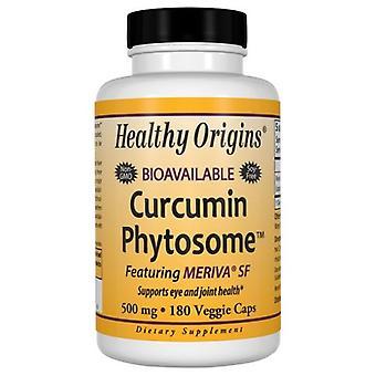 Healthy Origins Curcumin Phytosomer Featuring Meriva SF, 60 Veg Caps