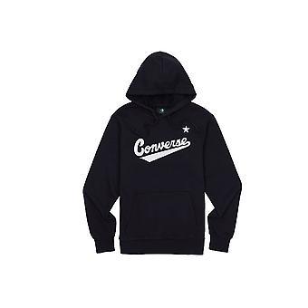 Converse Script Hoodie FT 10017675A06 universal ganzjährig Männer Sweatshirts