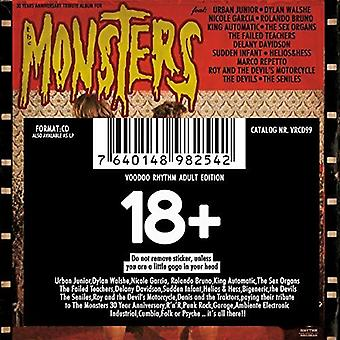 Various Artist - 30 Years Anniversary Tribute for the Monster [CD] USA import