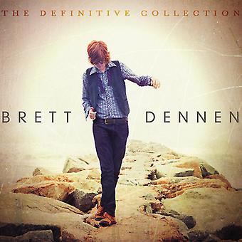 Brett Dennen - Definitive Collection [CD] USA import