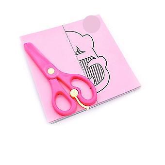 الأطفال الكرتون Diy ورقة ملونة -التعليمية قطع للطي