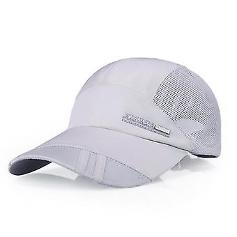 Breathable, Running Golf, Fishing Baseball Caps, Sunshade Mesh Hat, Women