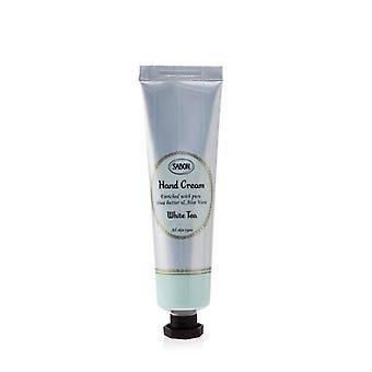Hand Cream - White Tea (tube) - 50ml/1.66oz