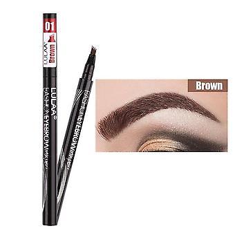 Eyebrow Enhancer Pen - Waterproof And Long Lasting