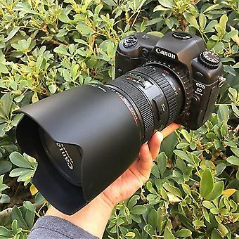 Non-Pracovní Falešné Dummy DSLR fotoaparát Model Foto Studio rekvizity s 24-70 Objektiv &a; Kapuce pro Canon EOS 5D Mark IV