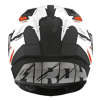 Airoh Valor Full Face Nexy Full Face Motorcycle Helmet Black;Red;White