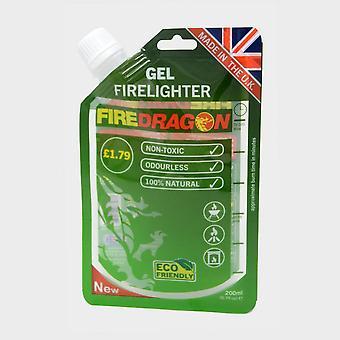 New Fire Dragon Gel Fuel (200ml) Green
