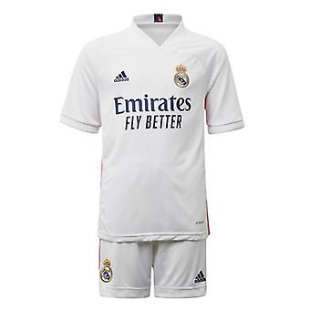 Children's Football Equipment Set Real Madrid Adidas H Y KIT (3 pc's)
