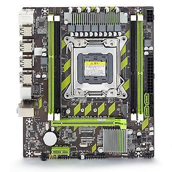 X79 X79g Placa base Lga2011combos E5-2620 V2 E5 2620 V2 Cpu 4pcs X 4gb a 16gb