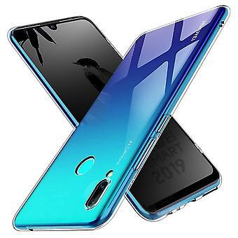 Coque Pour Huawei P Smart 2019, Housse De Protection En Silicone De Haute Qualité, Transparent