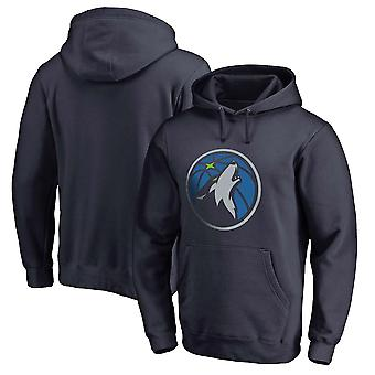 Minnesota Timberwolves Pullover Hoodie Swearshirt Tops 3WY583