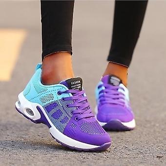 Women Casual Breathable Outdoor Lightweight Sports Walking Sneakers