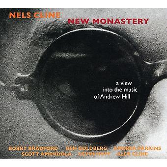 Nels Cline - New Monastery [CD] USA import