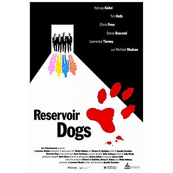 Reservoir Dogs Movie Poster (11 x 17)