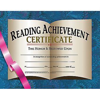 Reading Achievement Certificate, 30/Pkg H-Va577