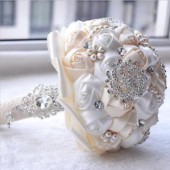 Pearl Flowers Buque De Noiva