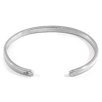 ANCHOR & CREW Reynolds Element Midi Geometrisk sølv bangle