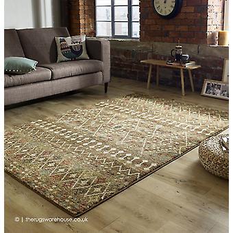 Odine bruin tapijt