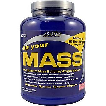 MHP Up Your Mass Strawberry 2108 gr