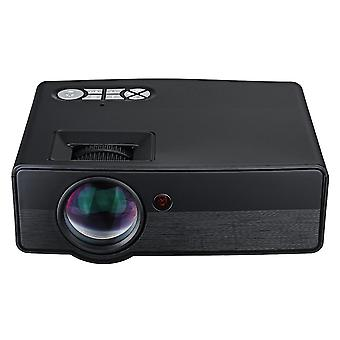 LCD TFT Projector HD 1080P LED Projector Smart Home Theater With Remote Control SD/AV/HD/USB/VGA