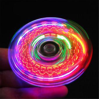 Novelty Multiple Changes Led Fidget Spinners