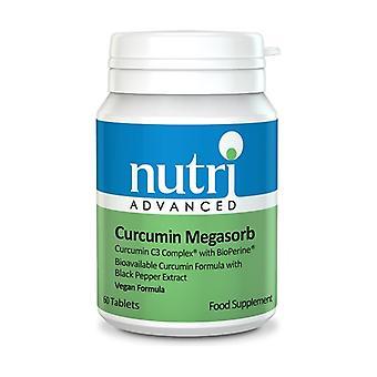 Curcumin Megasorb 60 tablets