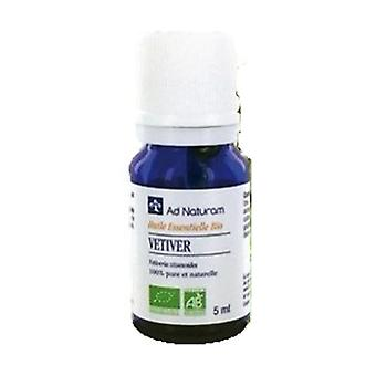 Vetiver essential oil 5 ml of essential oil