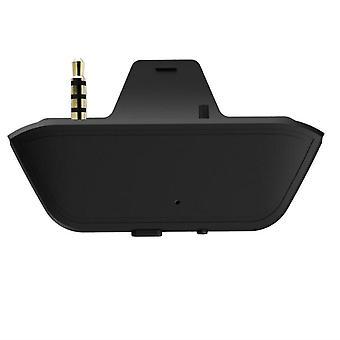 Wireless Bluetooth Headset Adapter Headphone Converter (black)