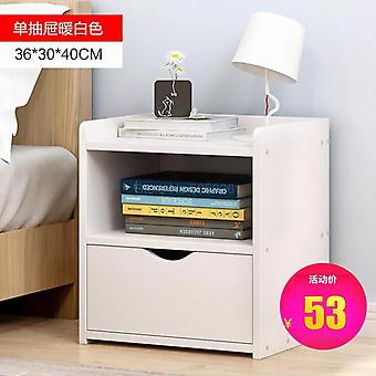 Bedside Table Bedroom Simple Modern Small Storage Cabinet