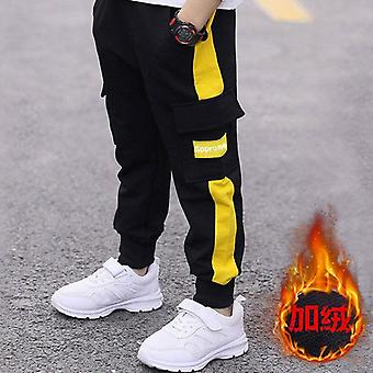 Children Sports Big Spring Teenage Casual Trousers