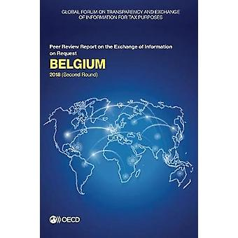 Belgium 2018 (second round) by Global Forum on Transparency and Excha