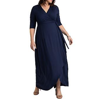 Kiyonna | Meadow Dream Maxi Dress