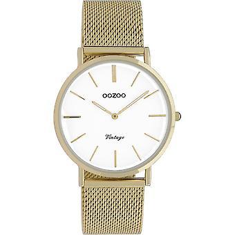Oozoo - Women's Watch - C9910 - Gold White
