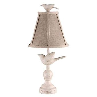 Ready to Fly Carved Birds Accent Lamp