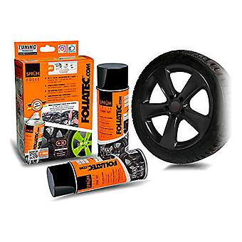 Flytande gummi för bilar Foliatec Matt rygg 400 ml (2 st)