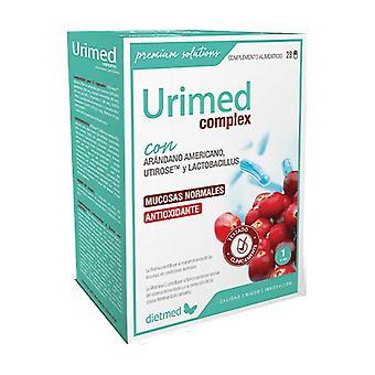 Urimed Complex (with Cranberry and Utirosetm) 28 capsules