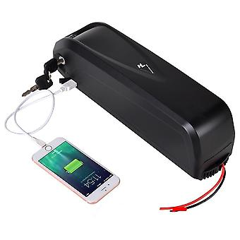 Electric Bicycle Battery Case With Holder