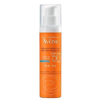 Protection solaire fluide FpS 50+ .- Avene 50 ml