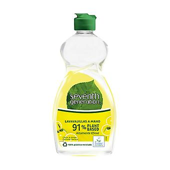 Citrus Dishwasher 500 ml