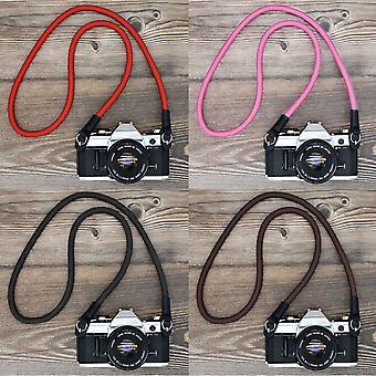 Nylon Neck Strap Rope Wrist Belt Compatible with GoPro SLR DSLR Sports Action Camera Climbing Rope Shoulder Universal Strap
