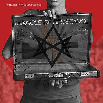 Masaoka / Choi / Noh - Masaoka: Triangle of Resistance [CD] USA import