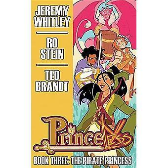 Princeless Boek 3 The Pirate Princess Deluxe Hardcover