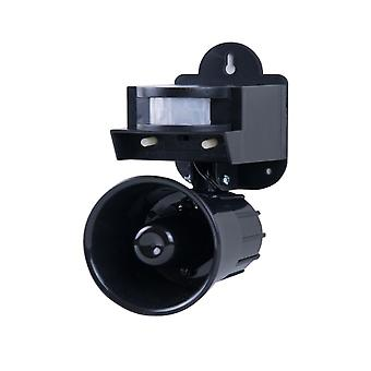 Dispositif sonique anti-oiseau PNI PTR201, avec fonction de détection de mouvement PIR